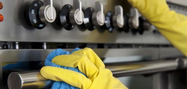 صيانة وتنظيف الأفران مع شركة معتمدة